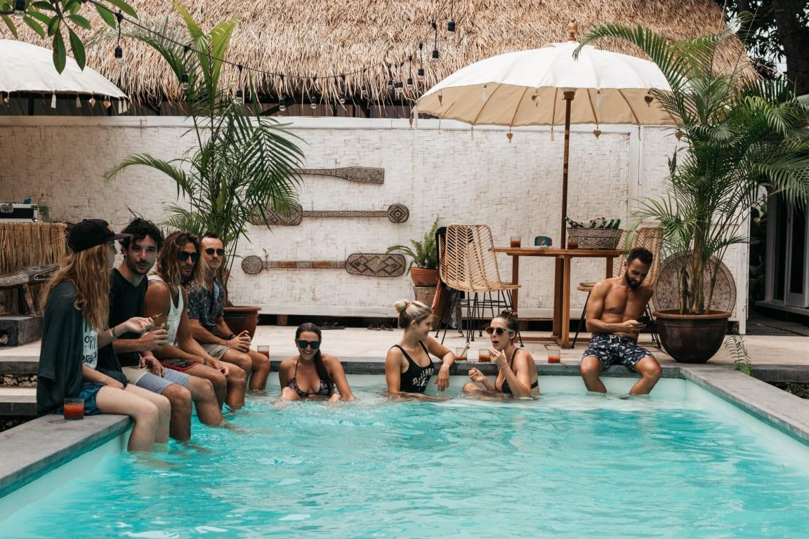Best Hostel in Canggu