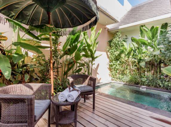 private villa in Canggu